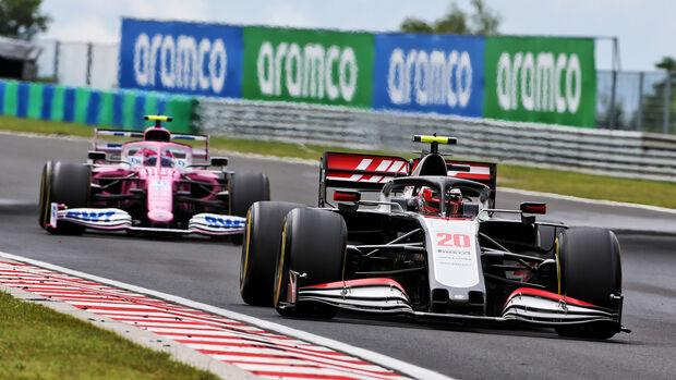 Kevin Magnussen - GP Ungarn 2020