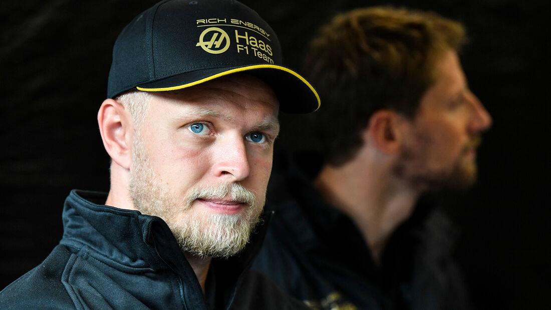 Kevin Magnussen - Haas - 2019