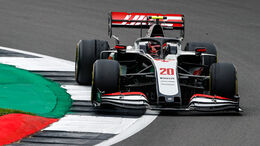 Kevin Magnussen - Haas - 70 Jahre F1 Grand Prix - Silverstone