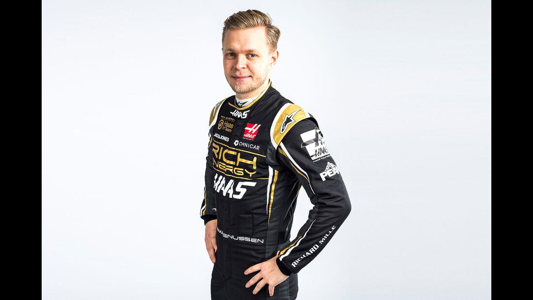 Kevin Magnussen -  Haas F1 - Formel 1 - 2019