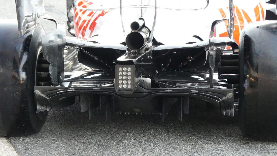 Kevin Magnussen - Haas - F1-Test - Barcelona - 19. Februar 2020