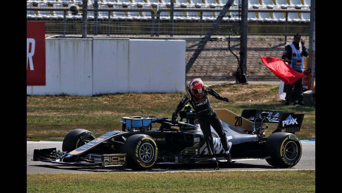Kevin Magnussen - Haas - Formel 1 - GP Deutschland - Hockenheim 2019