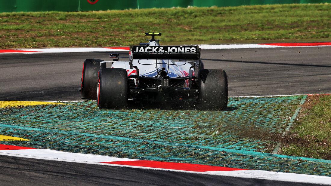 Kevin Magnussen - Haas - Formel 1 - GP Eifel - Nürburgring - Samstag - 10.10.2020