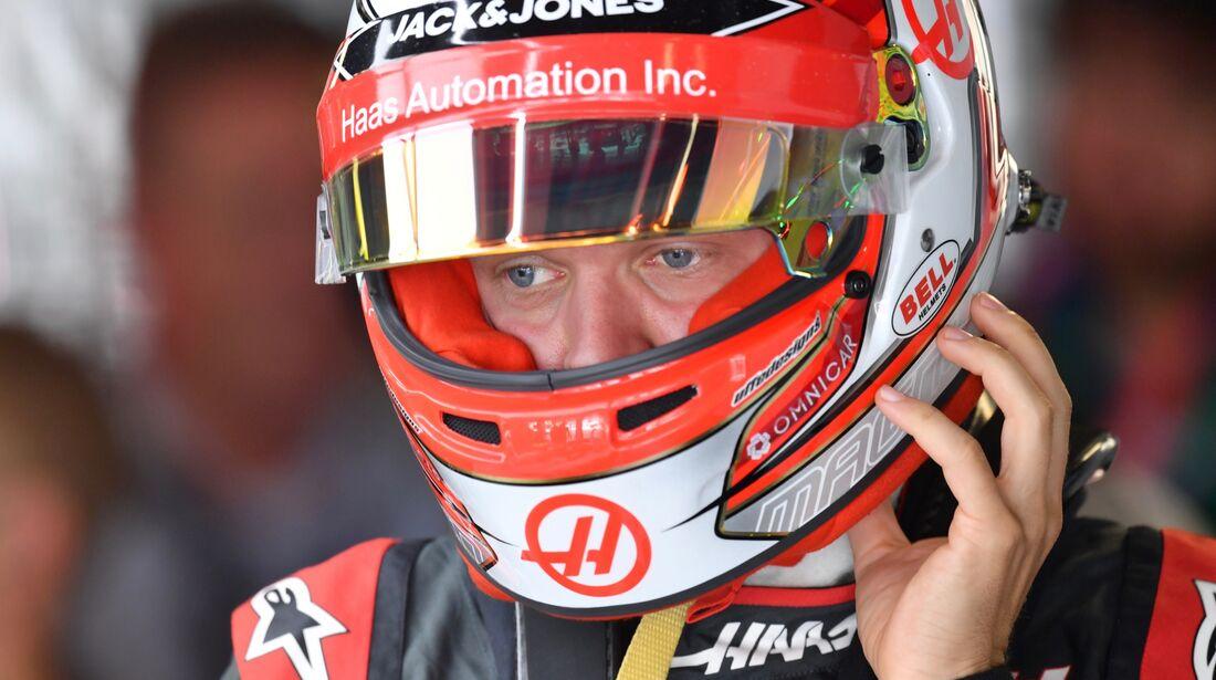 Kevin Magnussen - Haas - Formel 1 - GP Italien - 01. September 2018