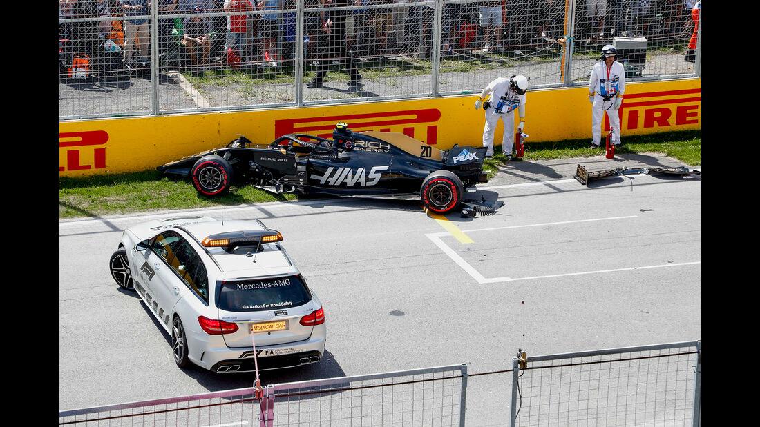 Kevin Magnussen - Haas - Formel 1 - GP Kanada - Montreal - 8. Juni 2019