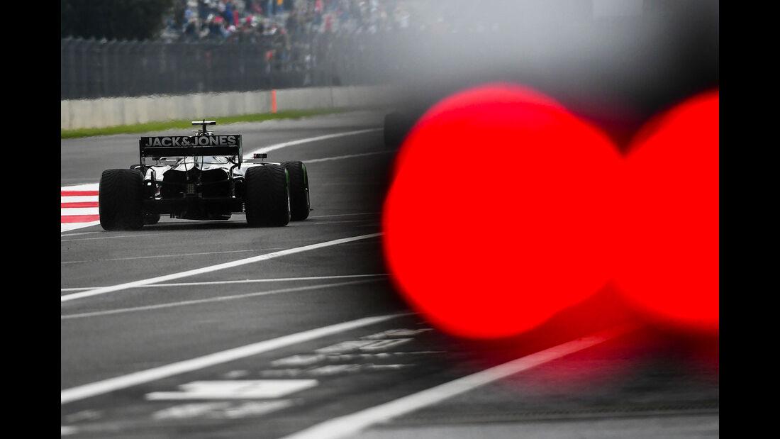 Kevin Magnussen - Haas - Formel 1 - GP Mexiko - 25. Oktober 2019
