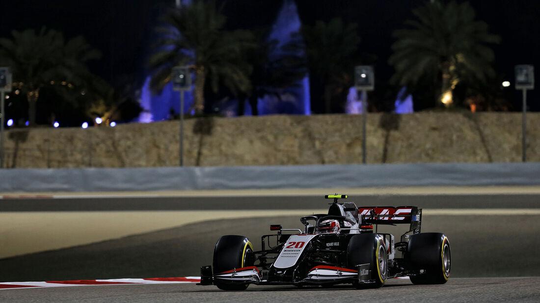 Kevin Magnussen - Haas - Formel 1 - GP Sakhir - Bahrain - Freitag - 4.12.2020