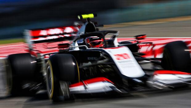 Kevin Magnussen - Haas - Formel 1 - GP Spanien - Barcelona - Qualifying - Samstag - 15. August 2020