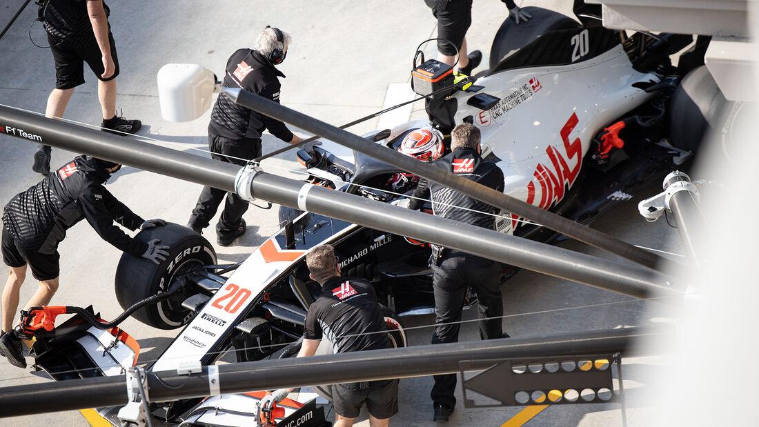 Kevin Magnussen - Haas - Formel 1 - GP Türkei - Istanbul - Freitag - 13.11.2020