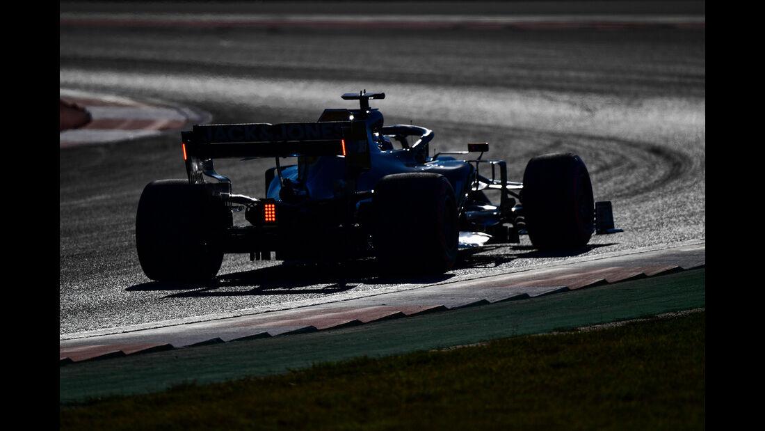 Kevin Magnussen - Haas  - Formel 1 - GP USA - Austin - 2. November 2019
