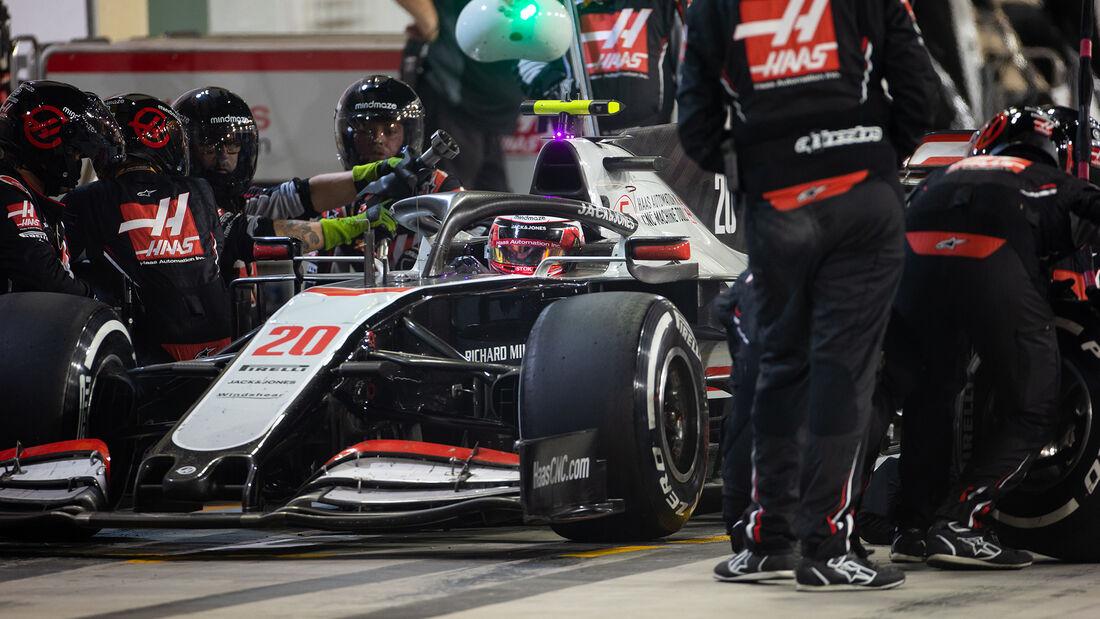 Kevin Magnussen - Haas - GP Bahrain 2020 - Sakhir