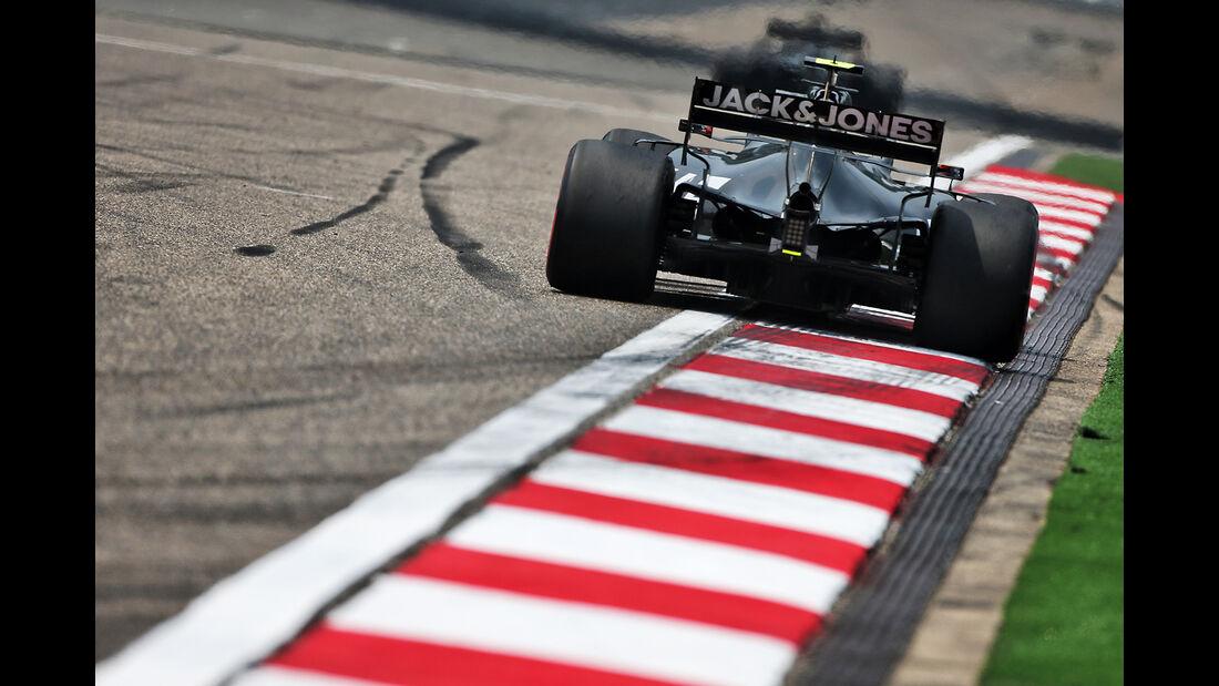 Kevin Magnussen - Haas - GP China - Shanghai - Formel 1 - Freitag - 12.4.2019