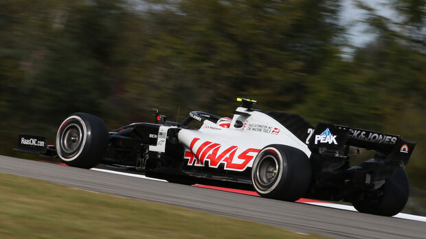Kevin Magnussen - Haas - GP Eifel 2020 - Nürburgring