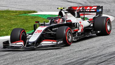 Kevin Magnussen - Haas - GP Österreich 2020 - Spielberg