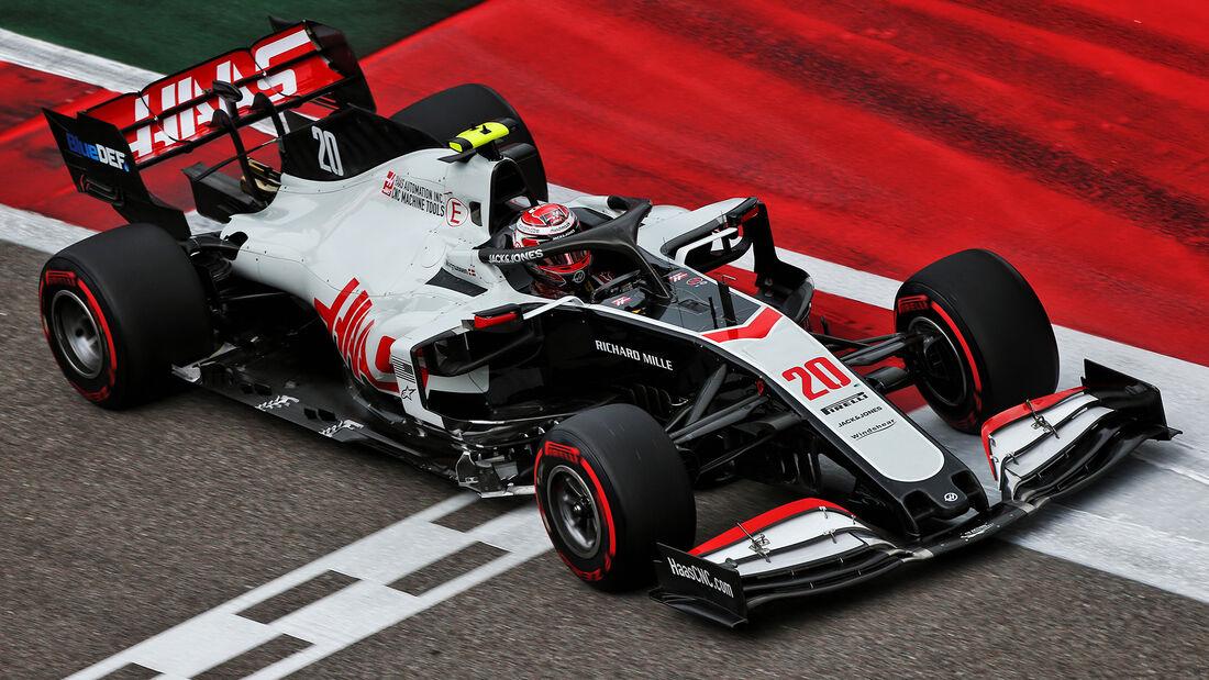Kevin Magnussen - Haas - GP Russland 2020 - Sotschi