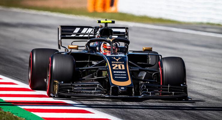 Kevin Magnussen - Haas - GP Spanien 2019