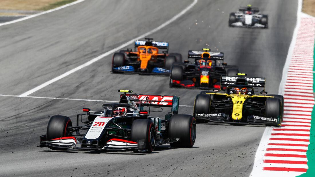 Kevin Magnussen - Haas - GP Spanien 2020 - Barcelona