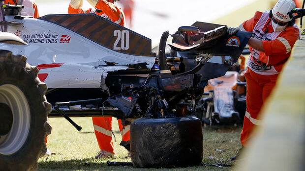 Kevin Magnussen - Haas - GP Toskana Mugello - 2020