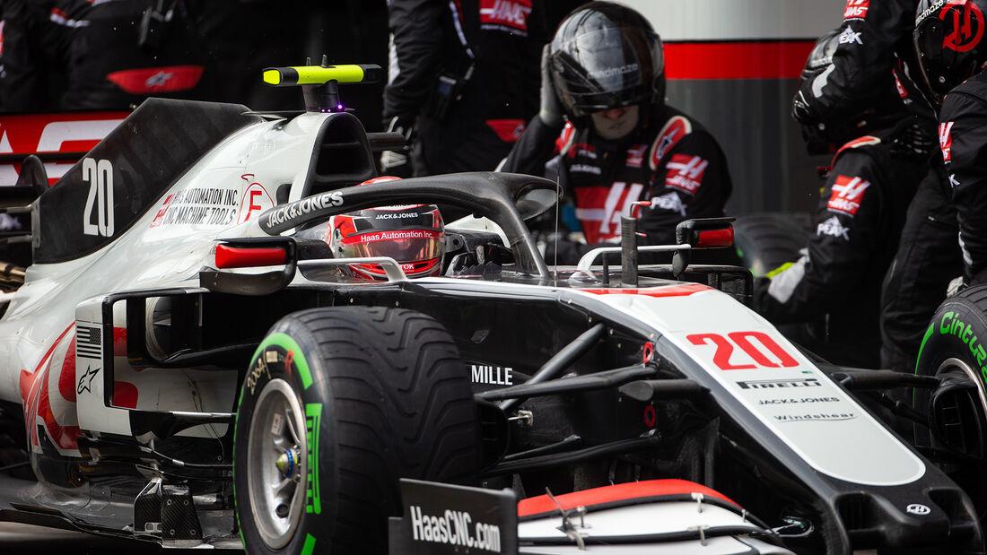 Kevin Magnussen - Haas - GP Türkei 2020 - Istanbul - Rennen