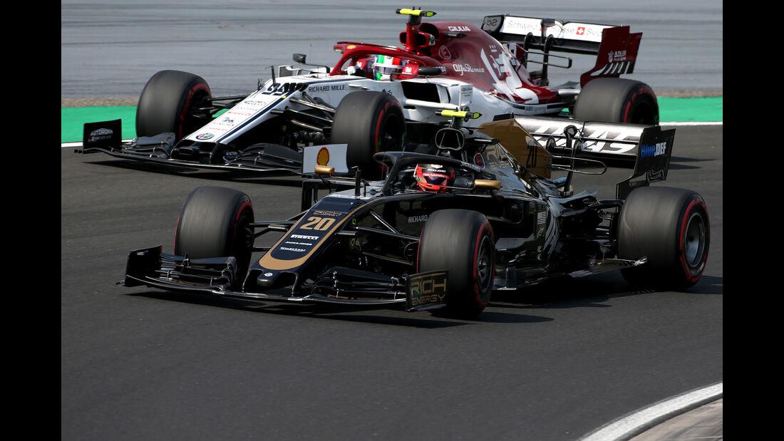 Kevin Magnussen - Haas - GP Ungarn 2019 - Budapest - Qualifying