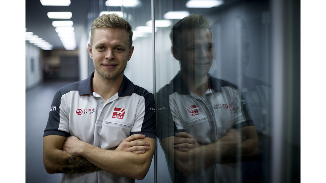 Kevin Magnussen - HaasF1 - 2017