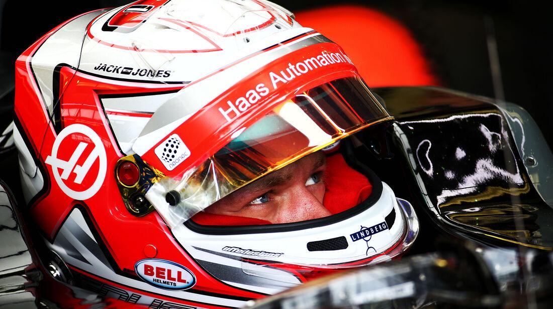 Kevin Magnussen - HaasF1 - Formel 1 - GP Kanada - Montreal - 9. Juni 2017