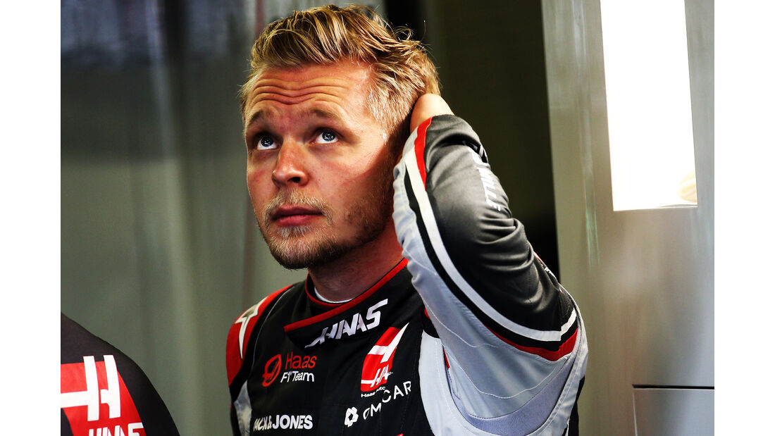 Kevin Magnussen - HaasF1 - Formel 1 - GP Mexiko - 27. Oktober 2018