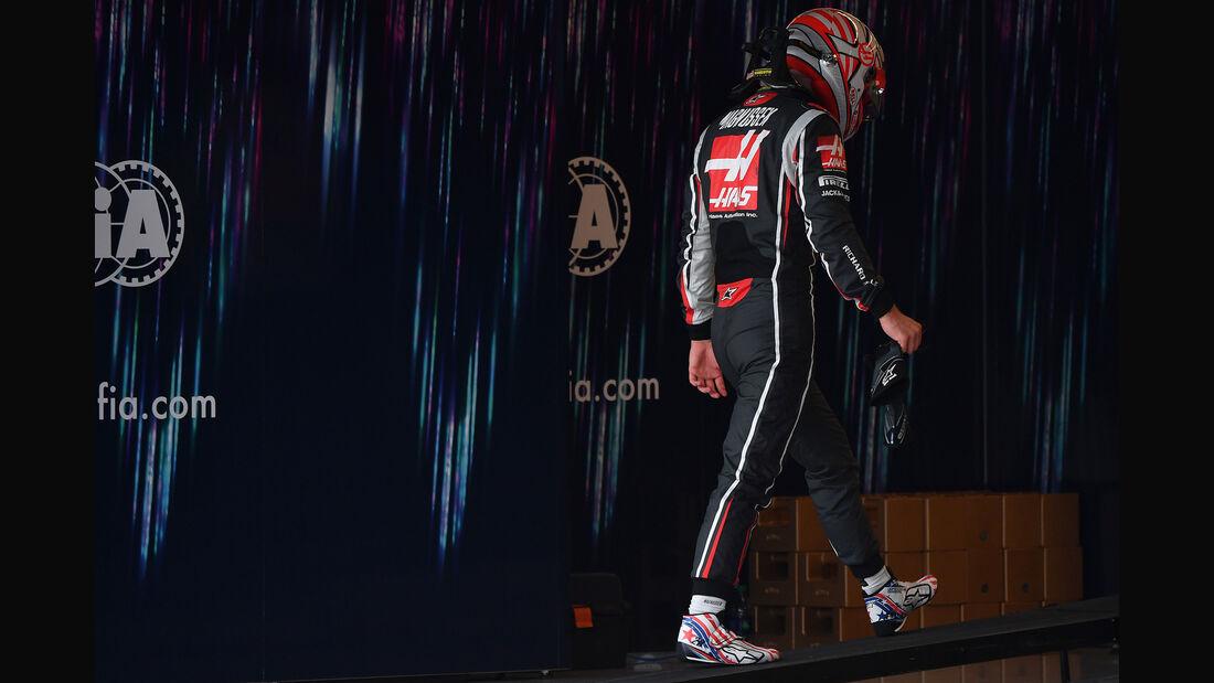 Kevin Magnussen - HaasF1 - Formel 1 - GP USA - Austin - 20. Oktober 2018