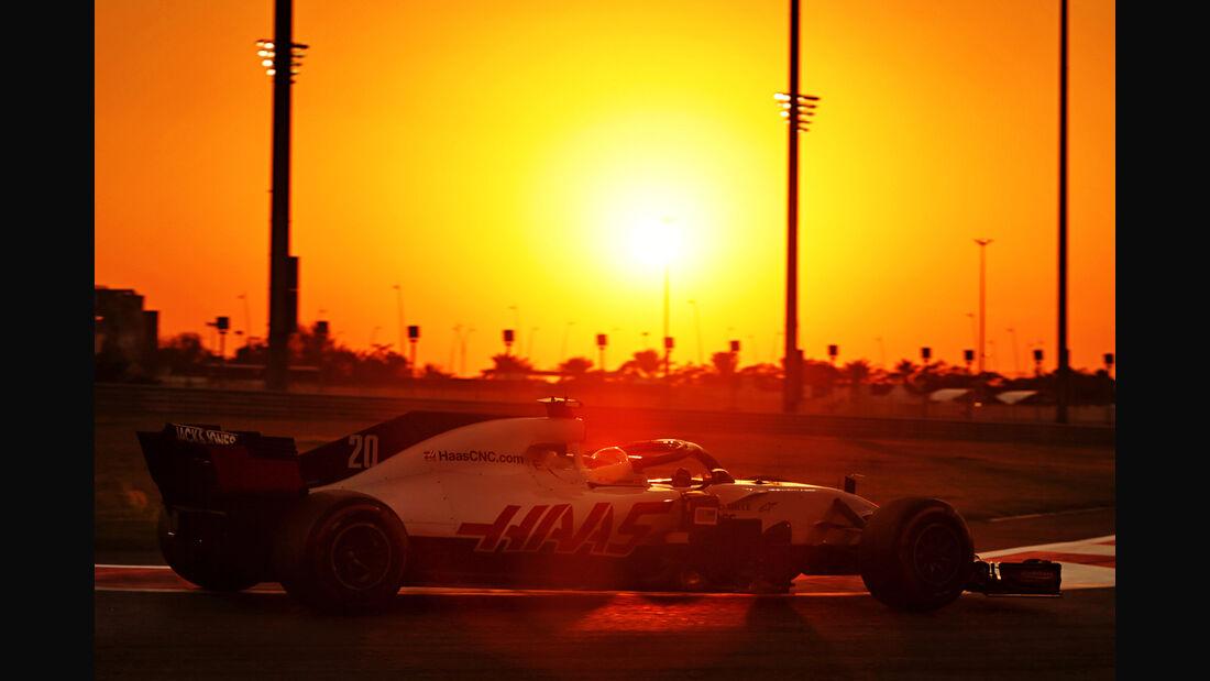Kevin Magnussen - HaasF1 - GP Abu Dhabi - Formel 1 - 23. November 2018