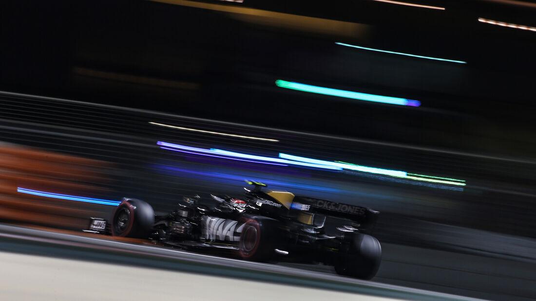 Kevin Magnussen - HaasF1 - GP Abu Dhabi - Formel 1 - Freitag - 29.11.2019