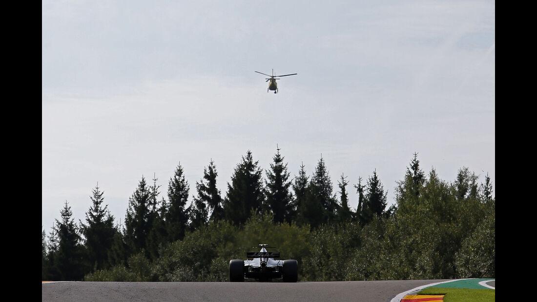 Kevin Magnussen - HaasF1 - GP Belgien - Spa-Francorchamps - Formel 1 - 25. August 2017