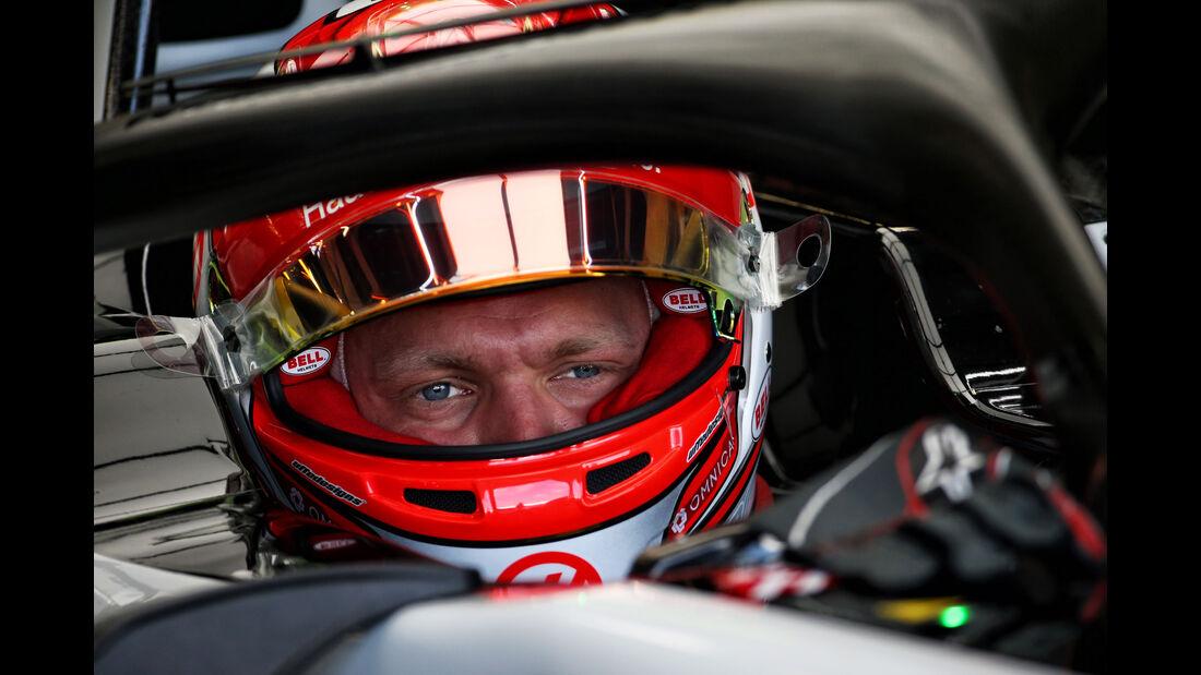 Kevin Magnussen - HaasF1 - GP England - Silverstone - Formel 1 - Freitag - 6.7.2018