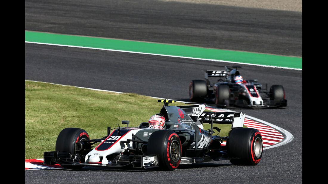 Kevin Magnussen - HaasF1 - GP Japan 2017 - Suzuka