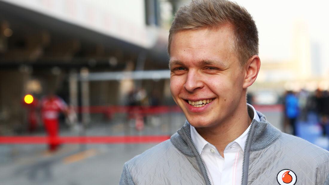 Kevin Magnussen - McLaren 2013