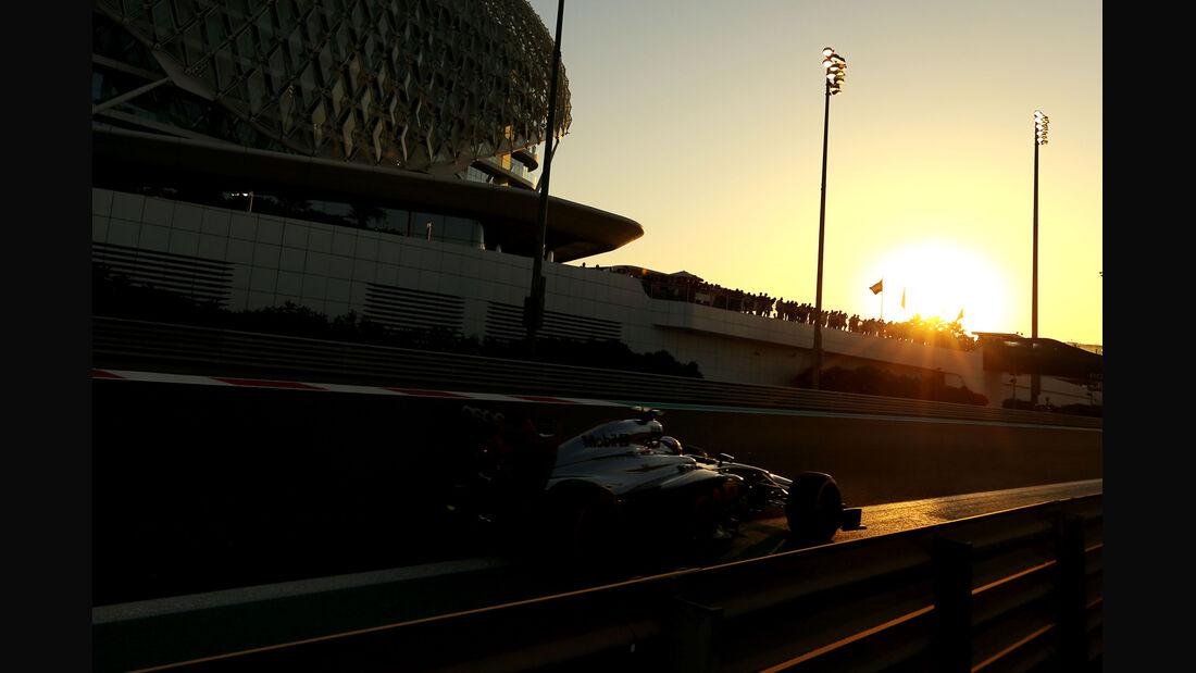 Kevin Magnussen - McLaren - Formel 1 - GP Abu Dhabi - 22. November 2014