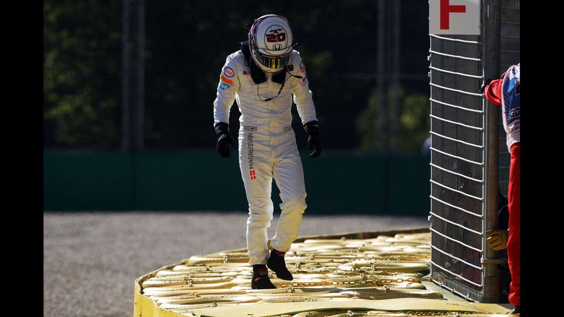 Kevin Magnussen - McLaren - Formel 1 - GP Australien - 13. März 2015