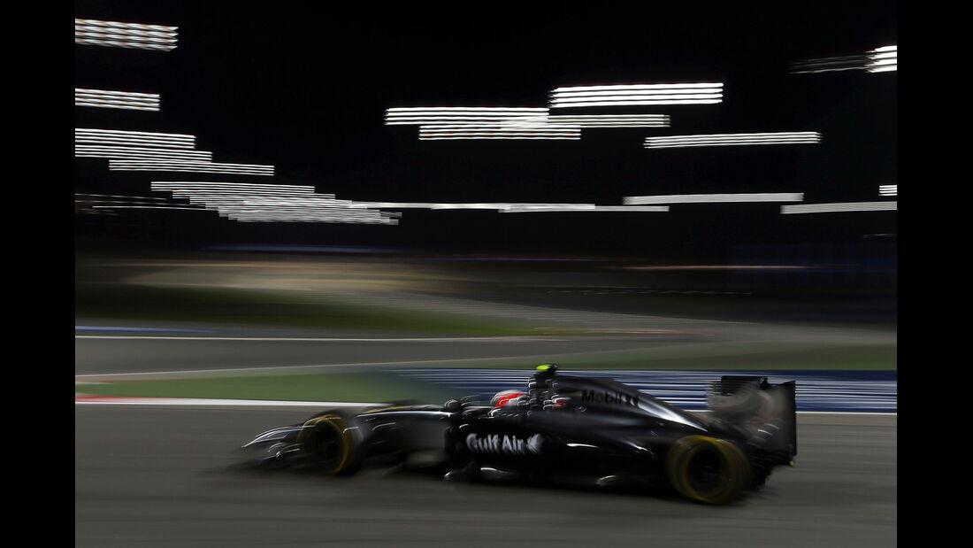 Kevin Magnussen - McLaren - Formel 1 - GP Bahrain - Sakhir - 4. April 2014