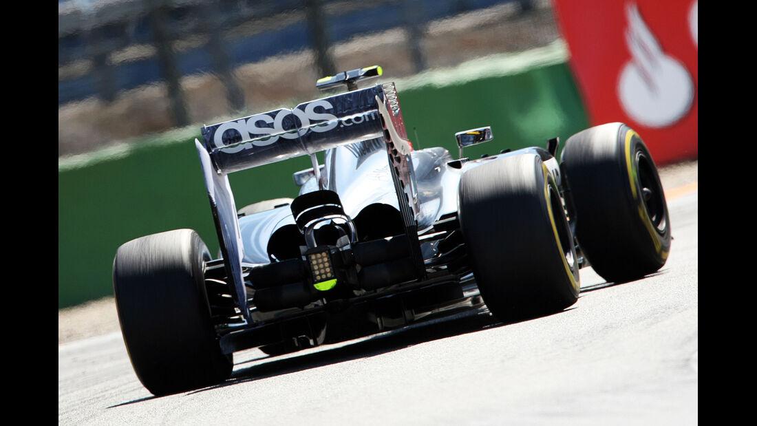 Kevin Magnussen - McLaren - Formel 1 - GP Deutschland - Hockenheim - 18. Juli 2014