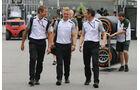 Kevin Magnussen - McLaren - Formel 1 - GP Italien - 4. September 2014