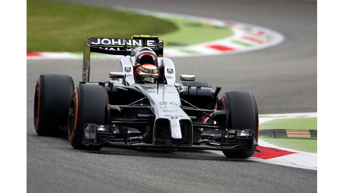 Kevin Magnussen - McLaren  - Formel 1 - GP Italien - 5. September 2014