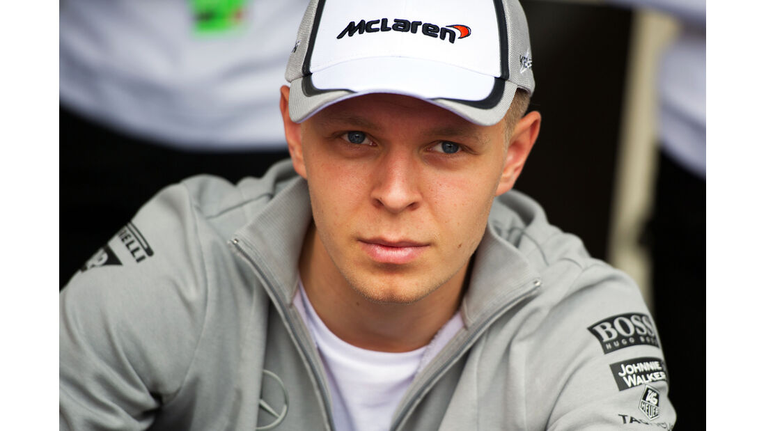 Kevin Magnussen - McLaren - Formel 1 - GP Kanada - Montreal - 5. Juni 2014