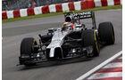 Kevin Magnussen - McLaren - Formel 1 - GP Kanada - Montreal - 6. Juni 2014