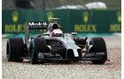 Kevin Magnussen - McLaren - Formel 1 - GP Malaysia - Sepang - 29. März 2014