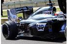 Kevin Magnussen - McLaren - Formel 1 - Silverstone-Test - 9. Juli 2014