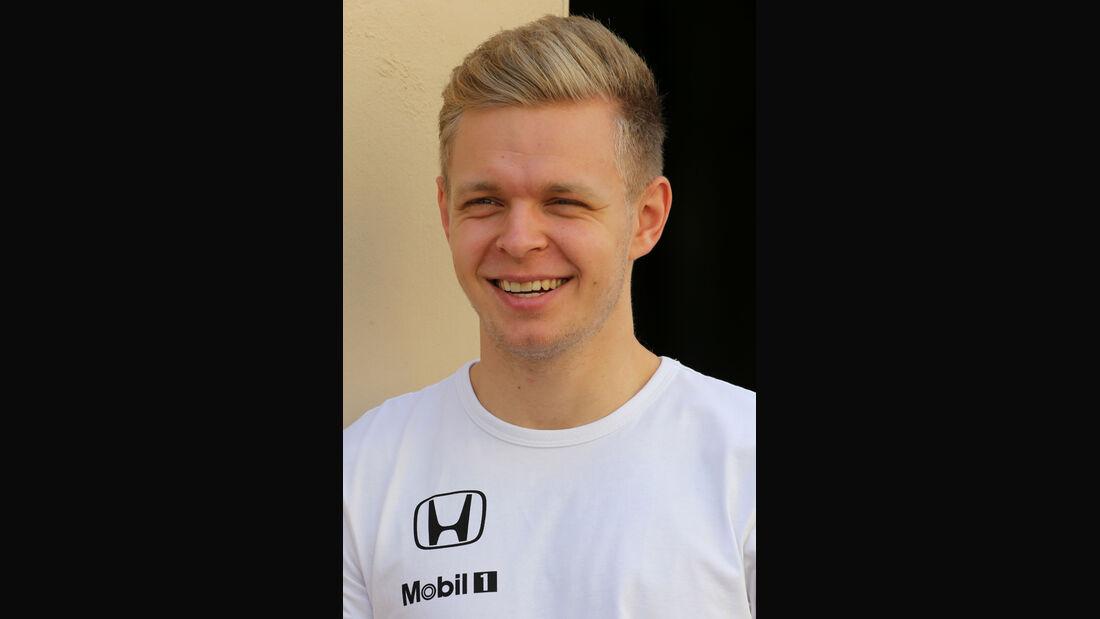 Kevin Magnussen - McLaren - Formel 1 Test - Abu Dhabi - 25. November 2014