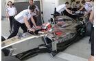 Kevin Magnussen - McLaren - Formel 1 - Test - Bahrain - 27. Februar 2014