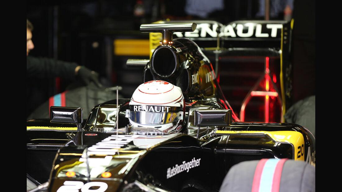 Kevin Magnussen - McLaren - Formel 1-Test - Barcelona - 24. Februar 2016