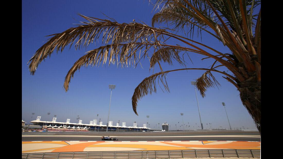 Kevin Magnussen - McLaren - GP Bahrain - Test 2 - 9. April 2014
