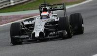 Kevin Magnussen - McLaren - Jerez-Test - F1 2014