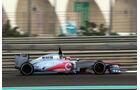 Kevin Magnussen - McLaren - Young Driver Test - Abu Dhabi - 8. November 2012